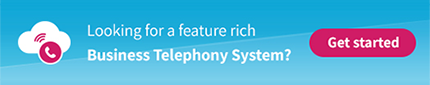Cloud business telephony system